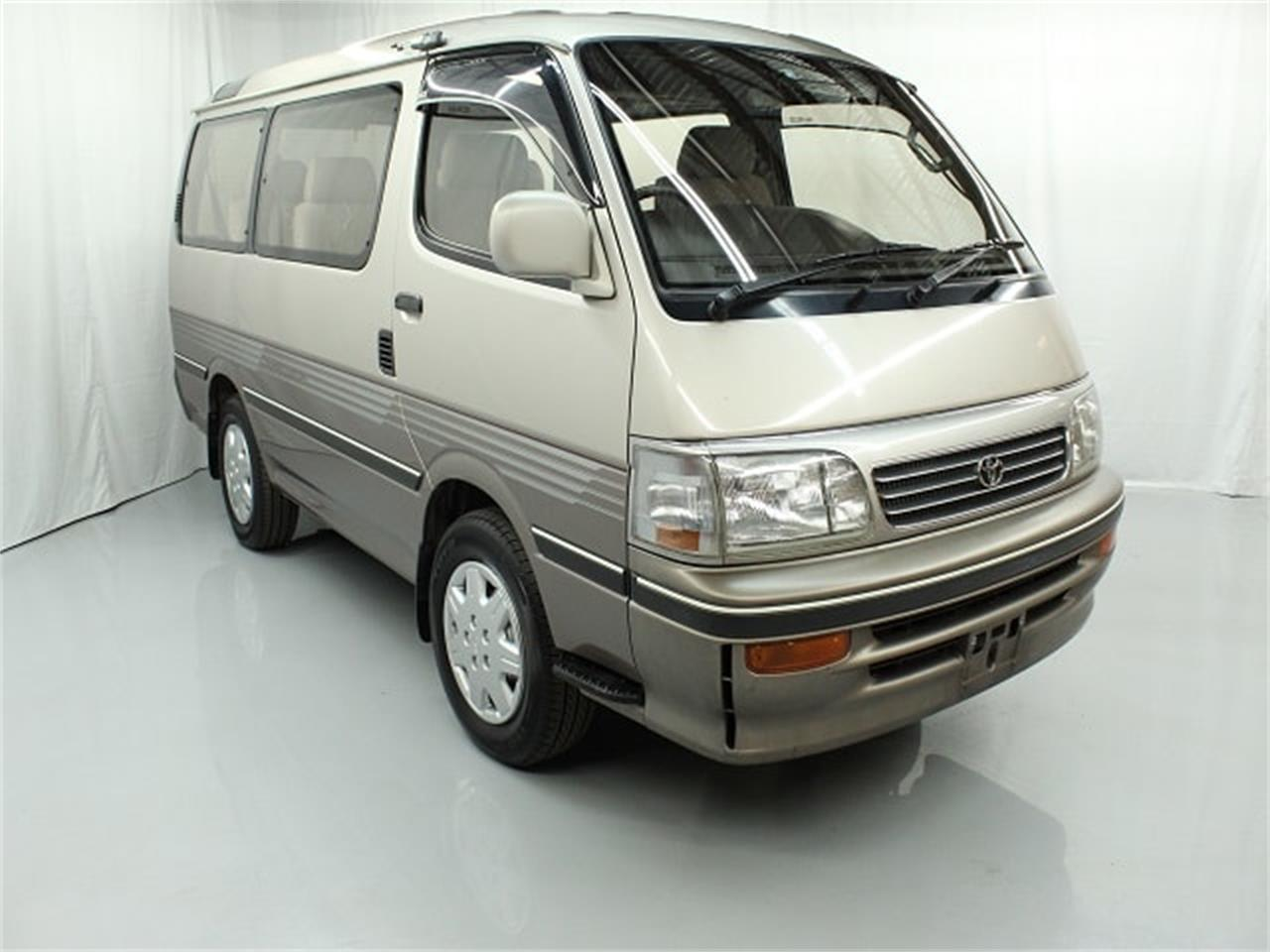 For Sale: 1993 Toyota HiAce in Christiansburg, Virginia