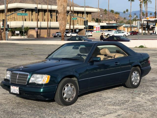 Picture of '94 MERCEDES BENZ E320 COUPE Auction Vehicle - PB7S