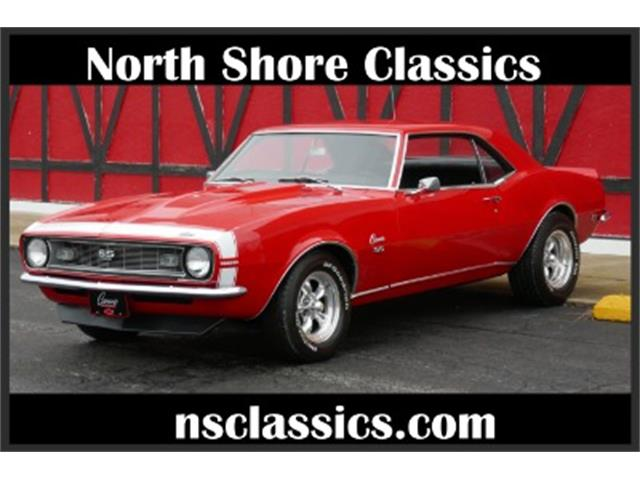 Picture of Classic '68 Chevrolet Camaro Auction Vehicle - PHPY