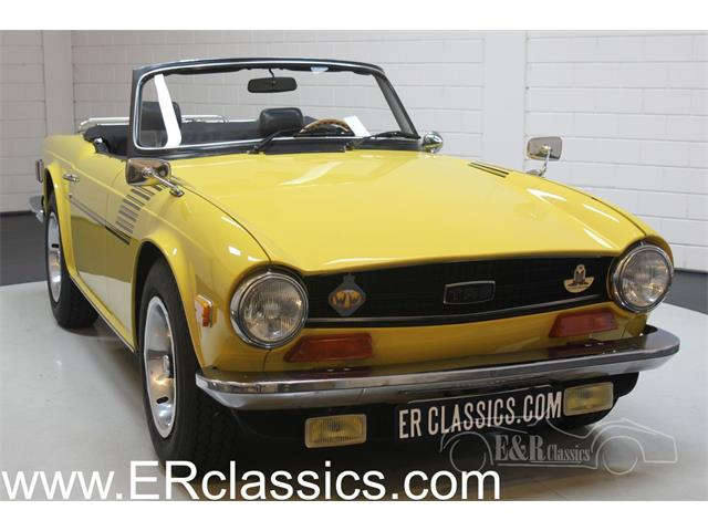 Picture of 1973 TR6 - $33,750.00 Offered by  - PHQ0