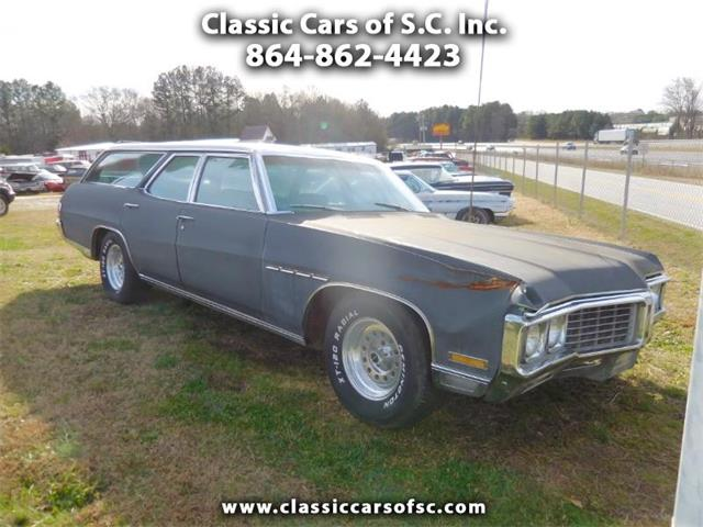 Picture of Classic 1970 Buick Estate Wagon located in Gray Court South Carolina Offered by  - PHQ2