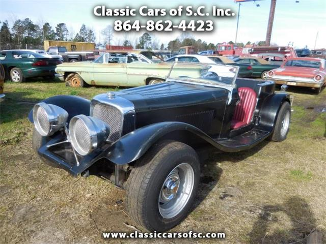 Picture of Classic 1937 Jaguar SS100 located in South Carolina Offered by  - PHQ3