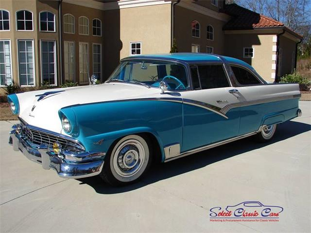 Picture of '56 Crown Victoria - PHQ4