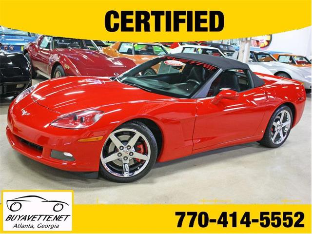 Picture of 2007 Chevrolet Corvette Offered by  - PHQA
