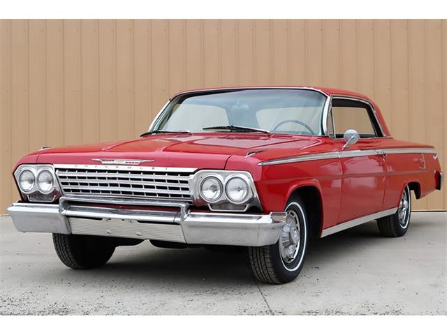 Picture of '62 Impala located in Oklahoma Auction Vehicle - PHQH