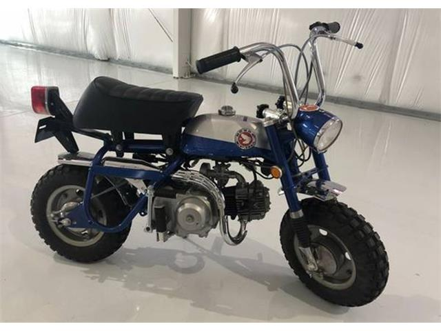 Picture of 1969 Honda Z50A Auction Vehicle - PHQI