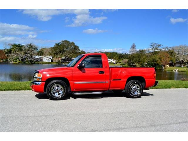 Picture of '03 GMC Sierra - PHQK