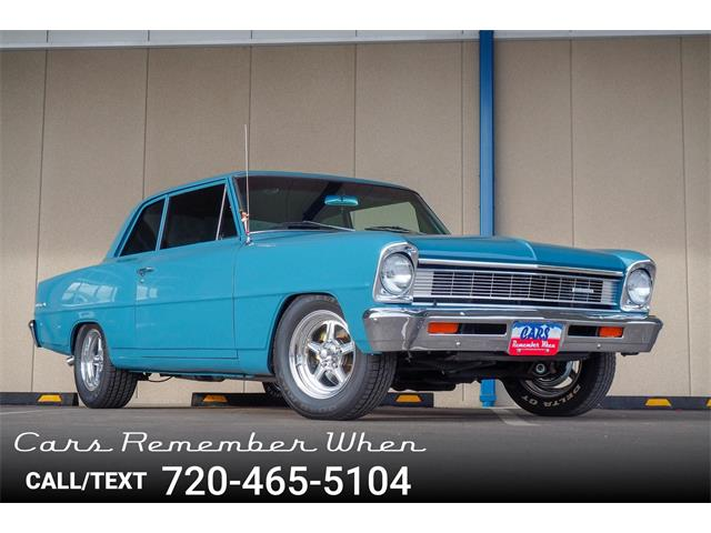 Picture of 1966 Chevrolet Chevy II Offered by  - PHQO