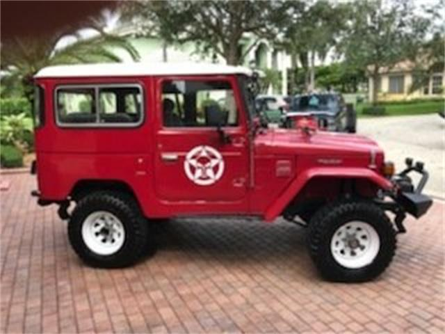 Picture of '77 Toyota Land Cruiser FJ located in Florida - PHQT