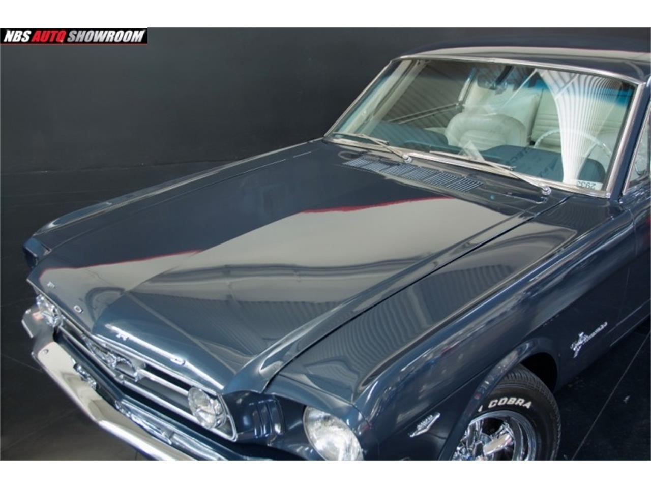 Large Picture of Classic 1965 Ford Mustang located in Milpitas California - $37,074.00 Offered by NBS Auto Showroom - PHR5