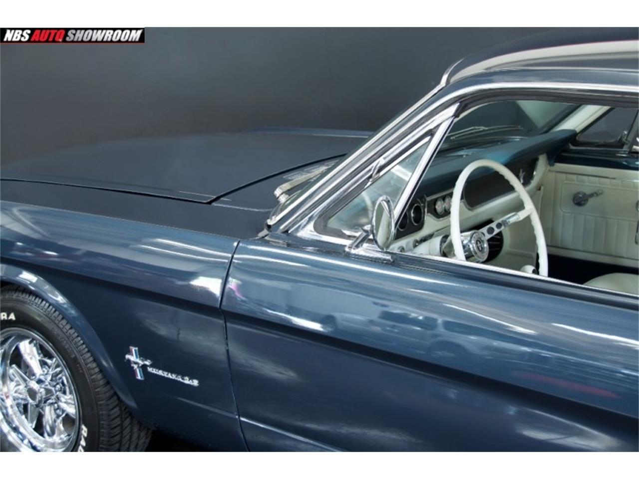 Large Picture of 1965 Mustang located in Milpitas California - $37,074.00 Offered by NBS Auto Showroom - PHR5