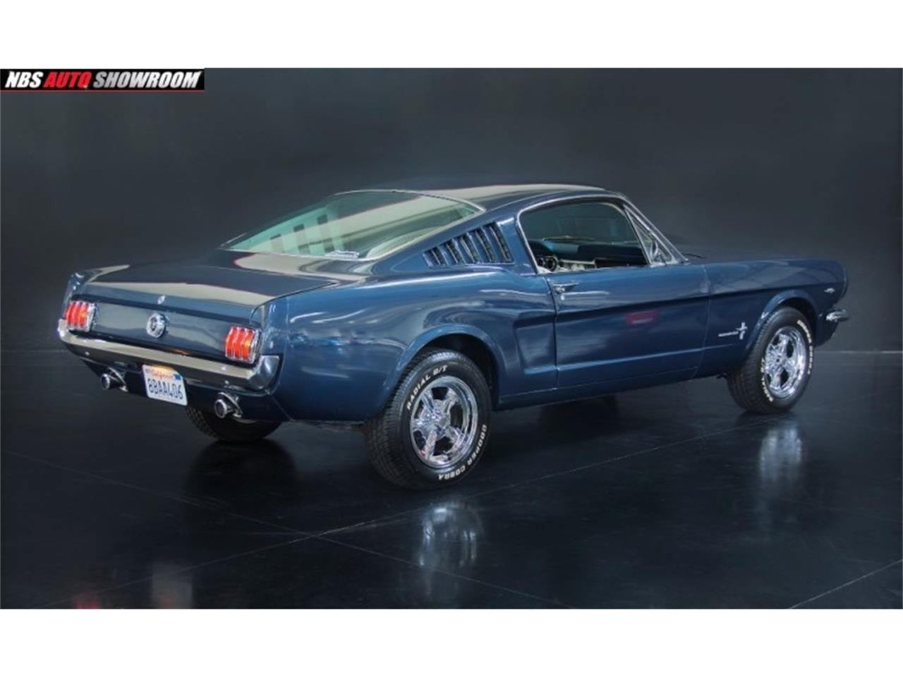 Large Picture of 1965 Ford Mustang Offered by NBS Auto Showroom - PHR5