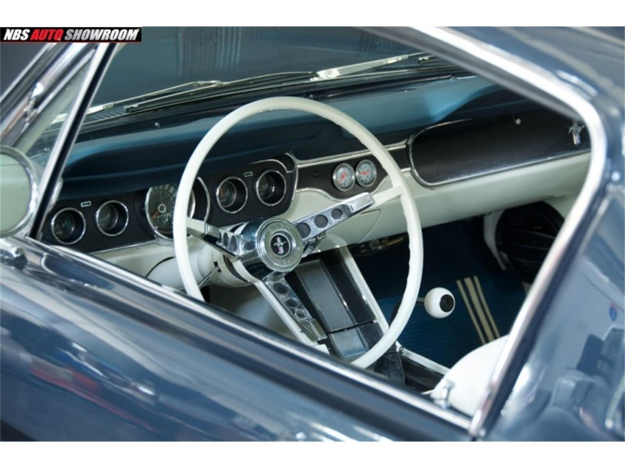 Large Picture of Classic 1965 Mustang located in Milpitas California - $37,074.00 Offered by NBS Auto Showroom - PHR5