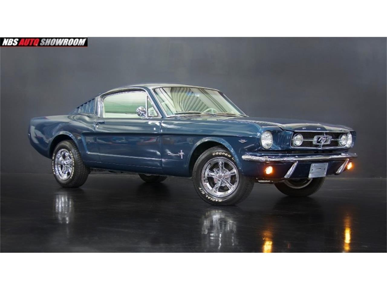 Large Picture of Classic 1965 Mustang located in California - $37,074.00 Offered by NBS Auto Showroom - PHR5