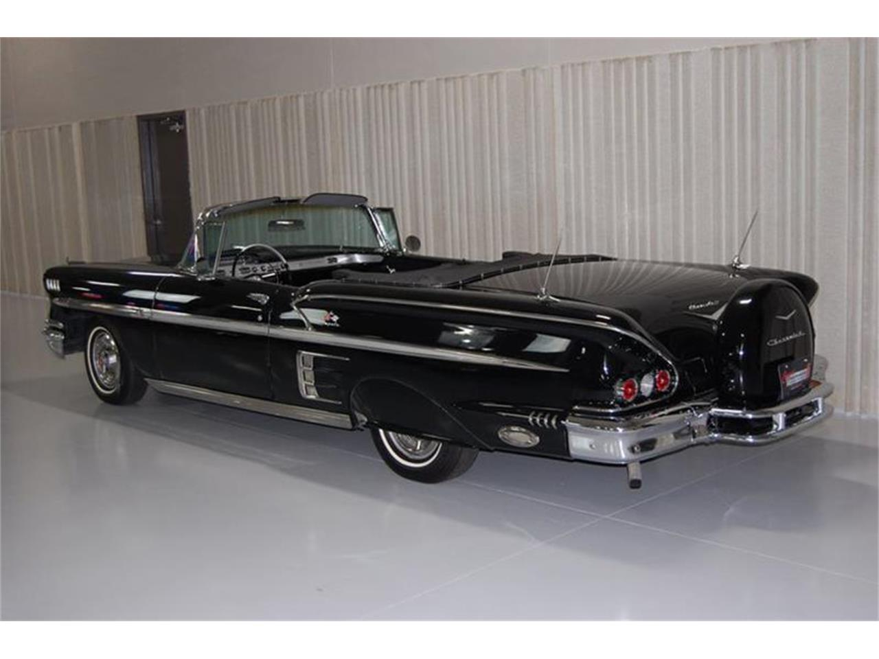 Large Picture of Classic '58 Chevrolet Impala located in Rogers Minnesota Offered by Ellingson Motorcars - PHRA