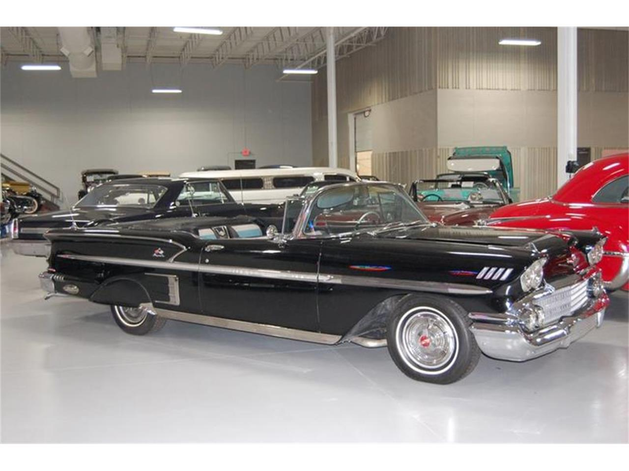 Large Picture of 1958 Chevrolet Impala - PHRA