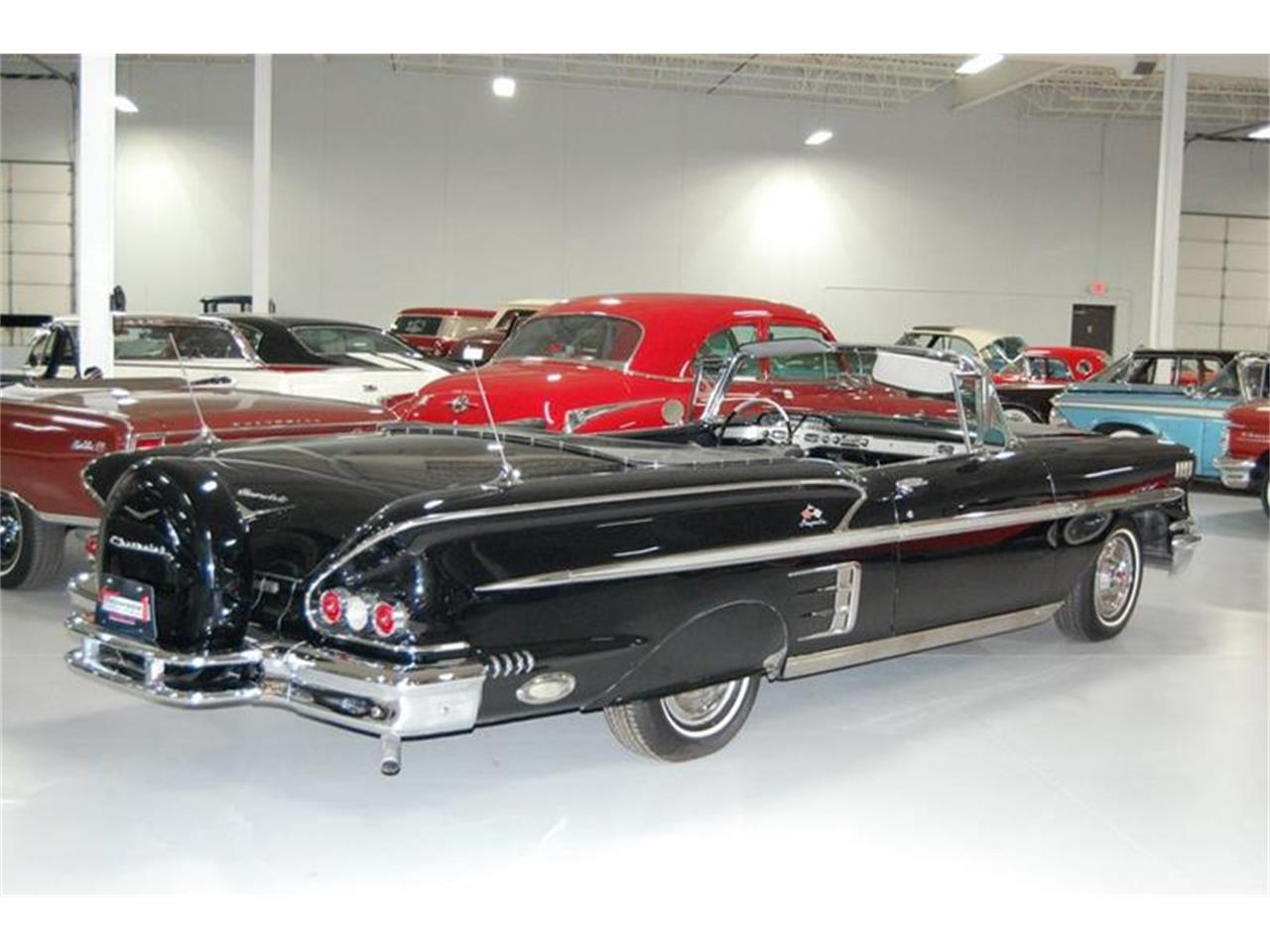 Large Picture of '58 Chevrolet Impala - $96,995.00 - PHRA
