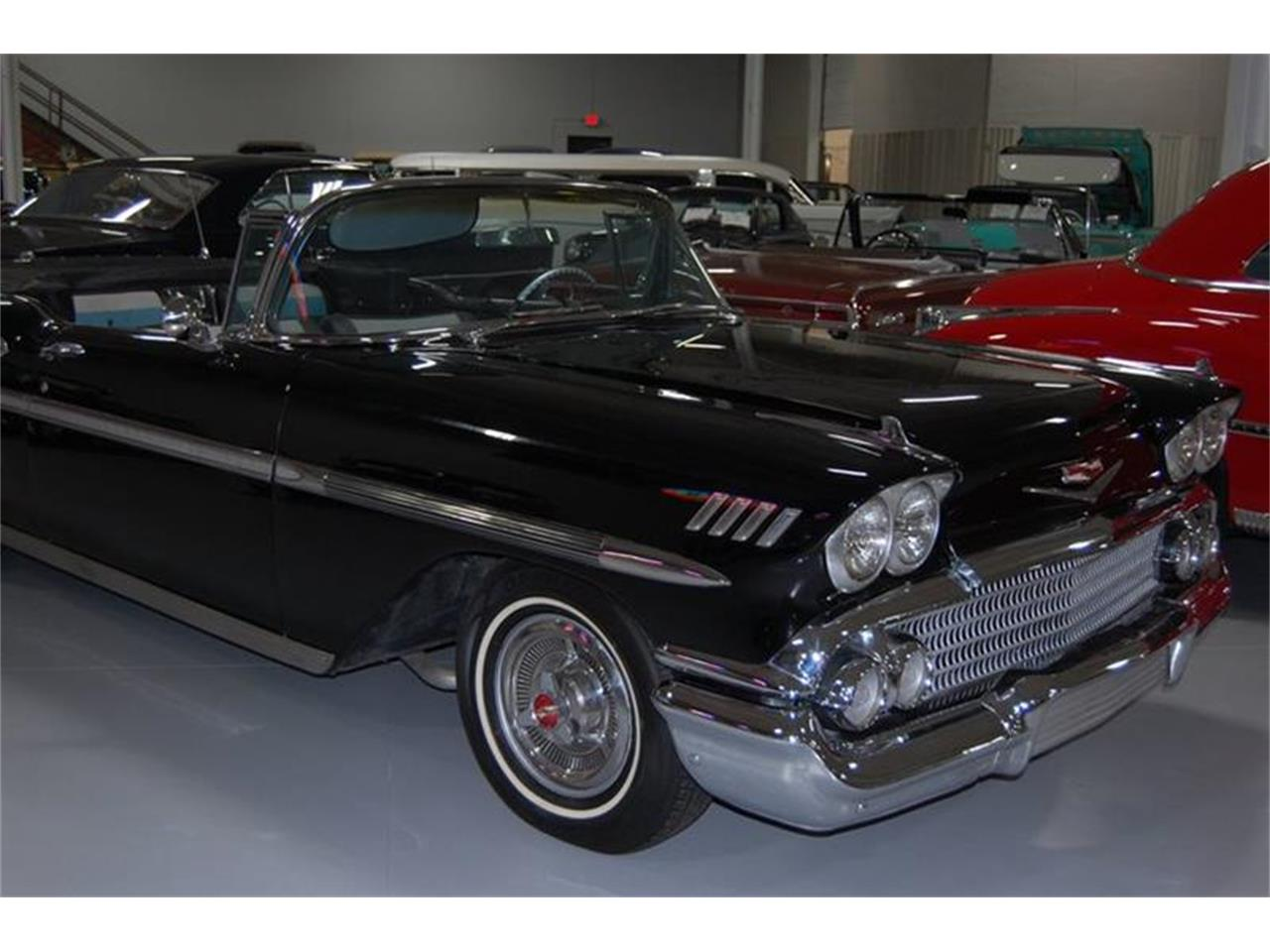 Large Picture of Classic 1958 Chevrolet Impala located in Rogers Minnesota - PHRA