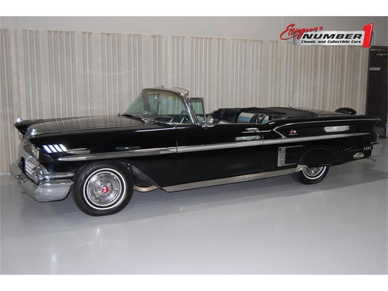 Large Picture of 1958 Chevrolet Impala located in Minnesota - $96,995.00 - PHRA