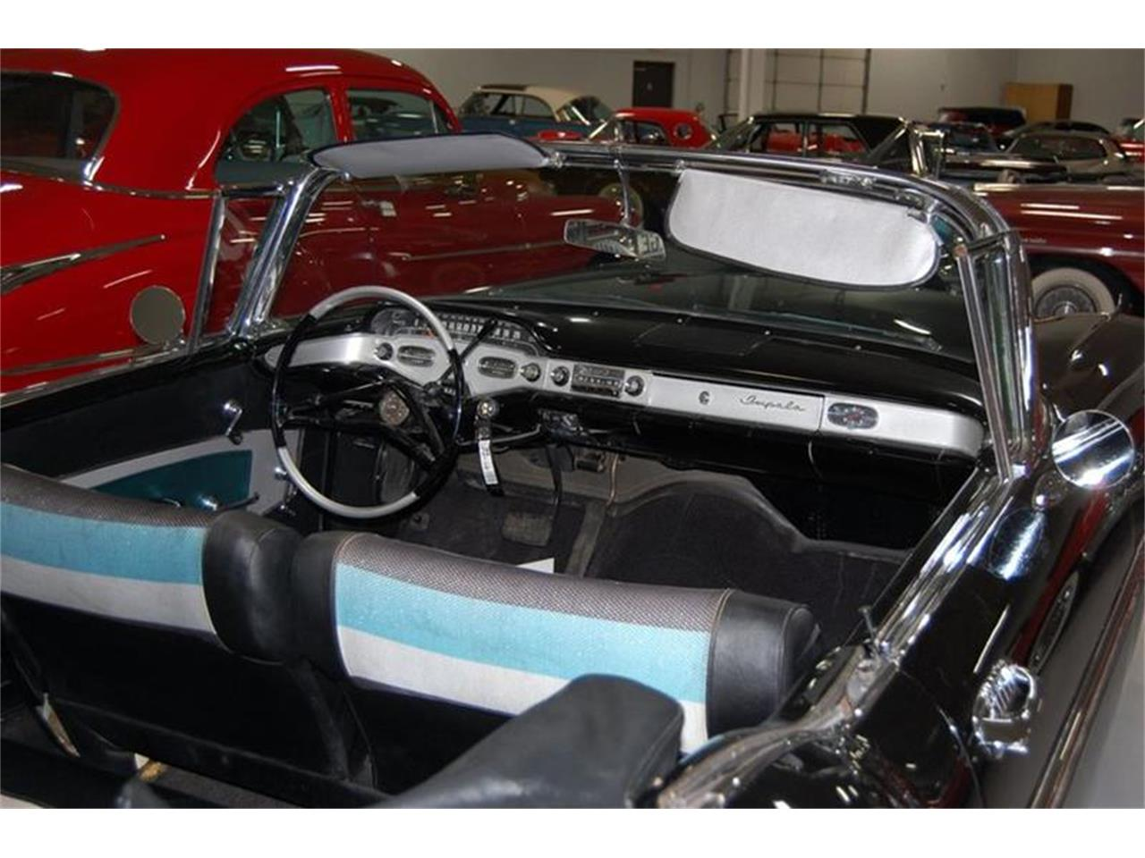 Large Picture of Classic '58 Chevrolet Impala Offered by Ellingson Motorcars - PHRA
