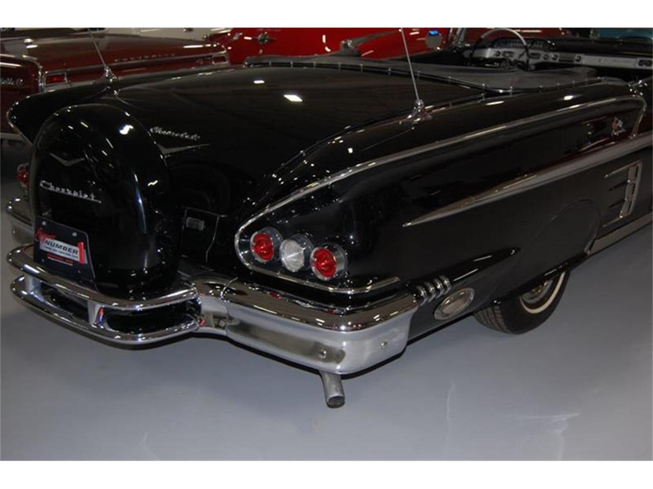 Large Picture of '58 Impala located in Minnesota Offered by Ellingson Motorcars - PHRA