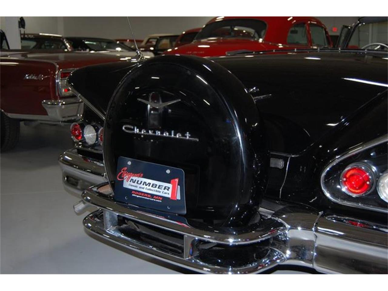 Large Picture of Classic 1958 Impala Offered by Ellingson Motorcars - PHRA