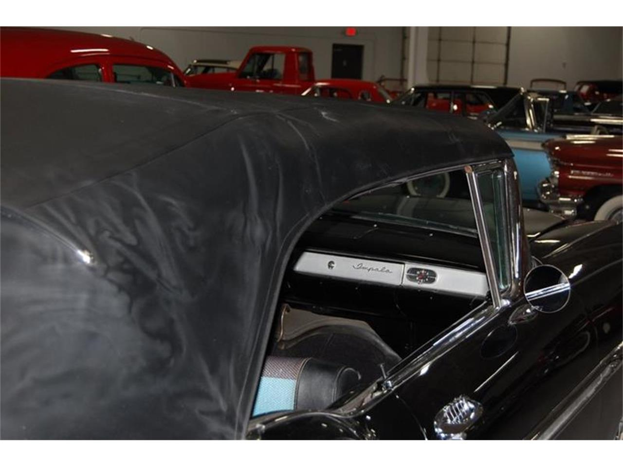 Large Picture of '58 Chevrolet Impala - PHRA