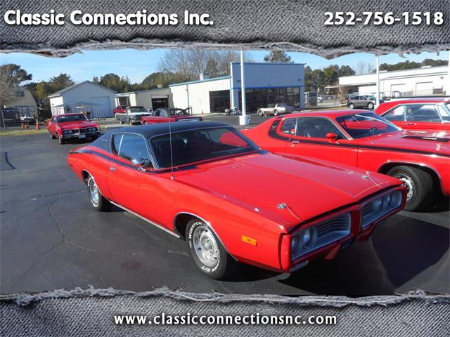 Picture of Classic '72 Charger located in Greenville North Carolina - $29,995.00 - PHRN