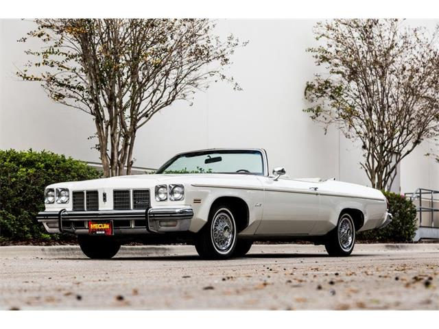 Picture of 1975 Oldsmobile Delta 88 - PHRT