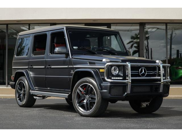 Picture of '17 Mercedes-Benz G-Class located in Florida - $119,900.00 - PHS5