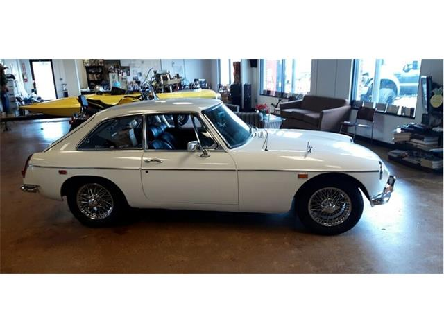 Picture of Classic '69 MGB located in Waco Texas Offered by  - PHS9