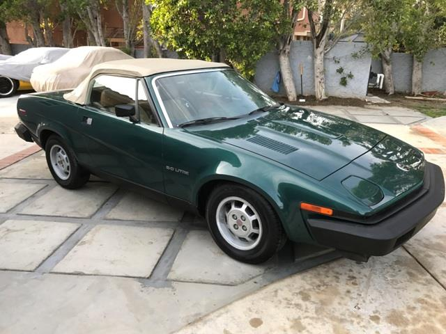 Picture of 1981 Triumph TR7 located in California Offered by  - PB81
