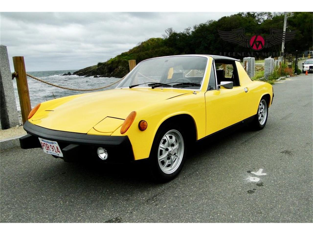 Large Picture of 1973 Porsche 914 located in Beverly Massachusetts - PHSG