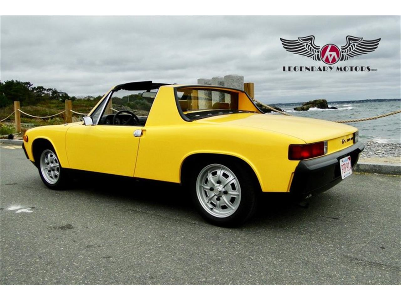 Large Picture of '73 Porsche 914 located in Massachusetts - PHSG