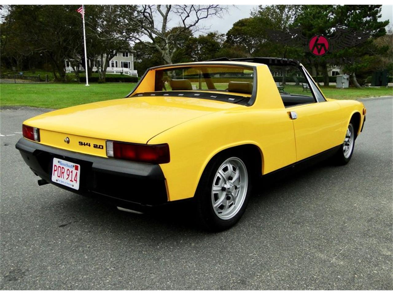 Large Picture of Classic 1973 914 located in Massachusetts Offered by Legendary Motors LLC - PHSG