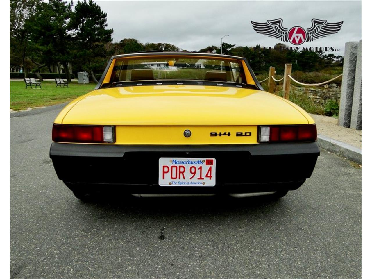 Large Picture of 1973 Porsche 914 located in Beverly Massachusetts Offered by Legendary Motors LLC - PHSG