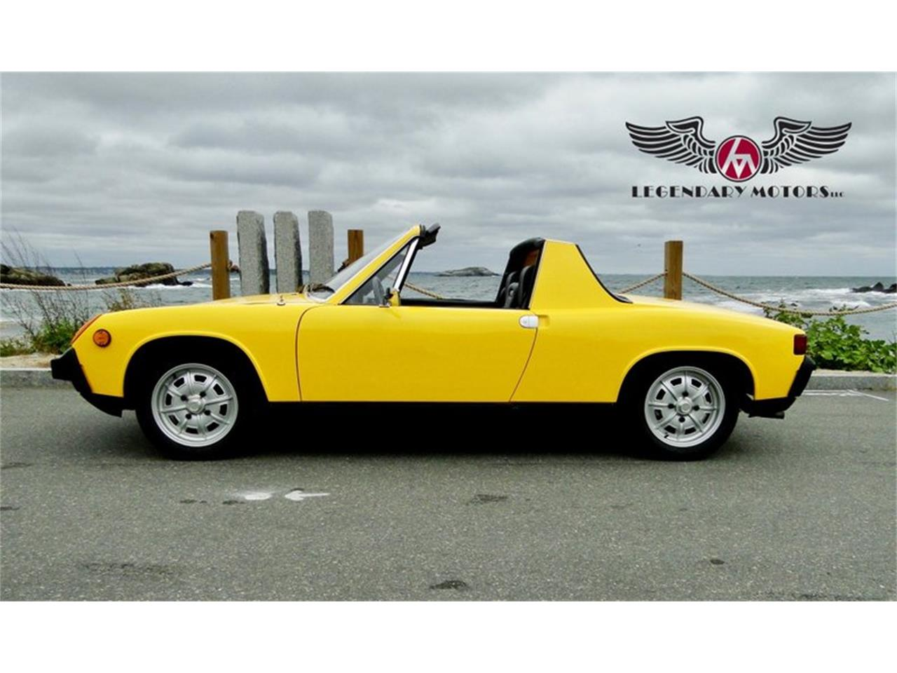 Large Picture of 1973 Porsche 914 - PHSG