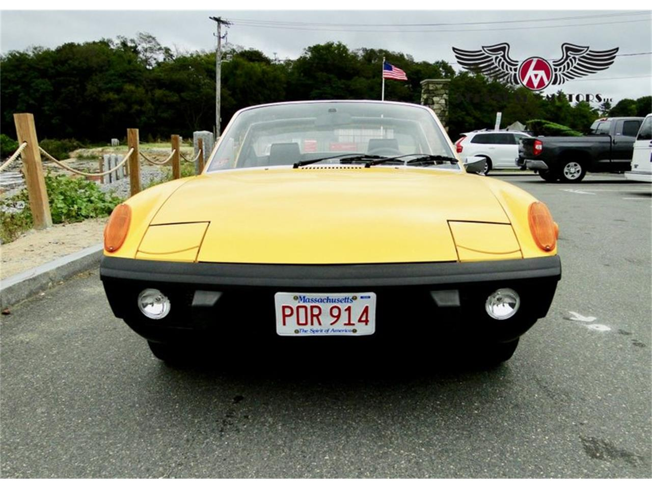 Large Picture of Classic 1973 914 located in Massachusetts - $98,500.00 Offered by Legendary Motors LLC - PHSG