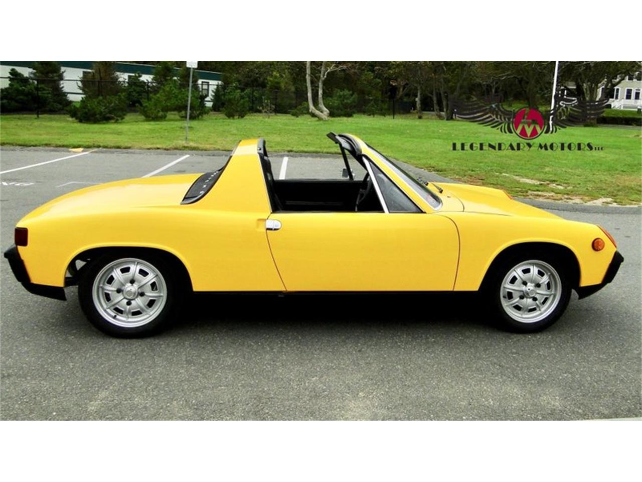 Large Picture of '73 Porsche 914 located in Beverly Massachusetts - PHSG