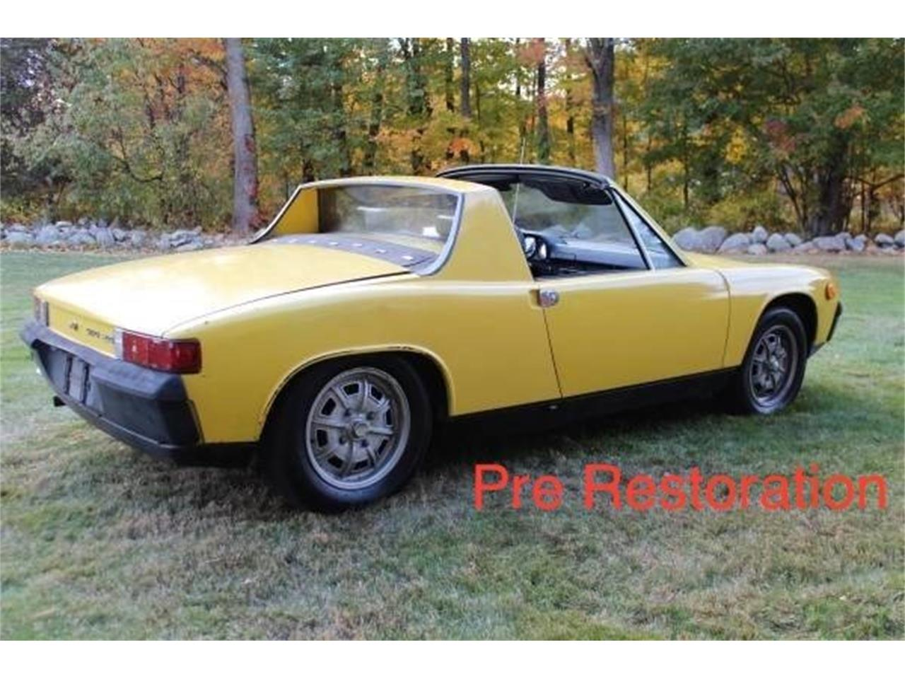 Large Picture of 1973 Porsche 914 Offered by Legendary Motors LLC - PHSG
