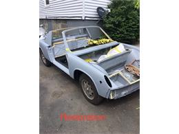 Picture of Classic '73 Porsche 914 located in Massachusetts Offered by Legendary Motors LLC - PHSG