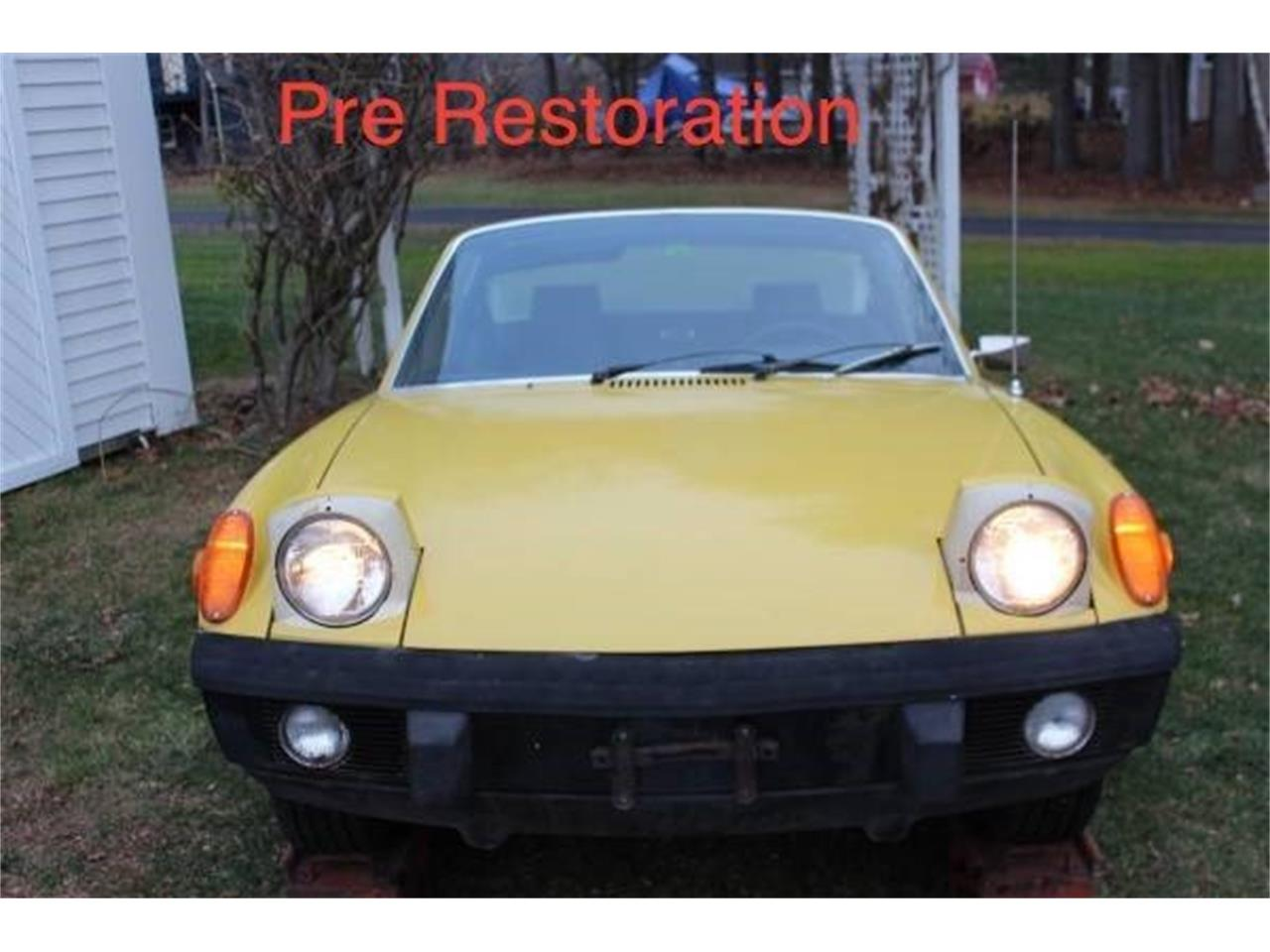 Large Picture of Classic 1973 Porsche 914 Offered by Legendary Motors LLC - PHSG