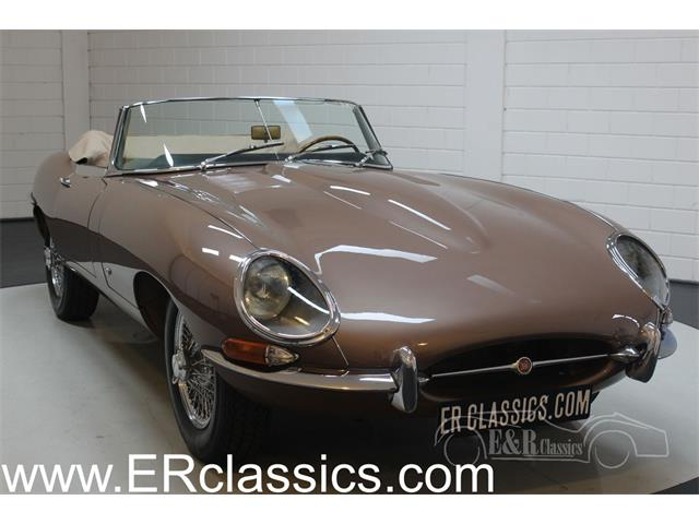 Picture of '61 Jaguar E-Type located in Waalwijk - Keine Angabe - Offered by  - PHSQ