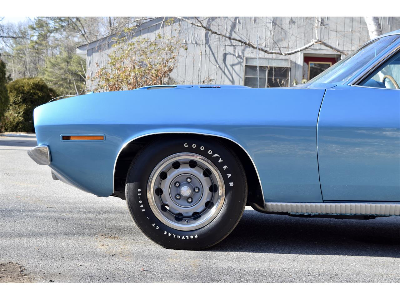 Large Picture of '70 Cuda - PHT1