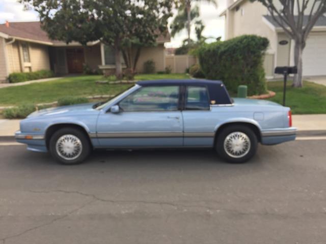 Picture of '90 Cadillac Eldorado Biarritz located in Palm Springs California - PB84