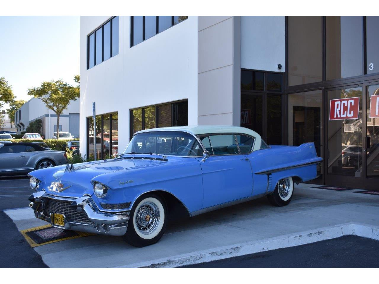 Large Picture of 1957 Coupe DeVille - $32,900.00 - PHT5