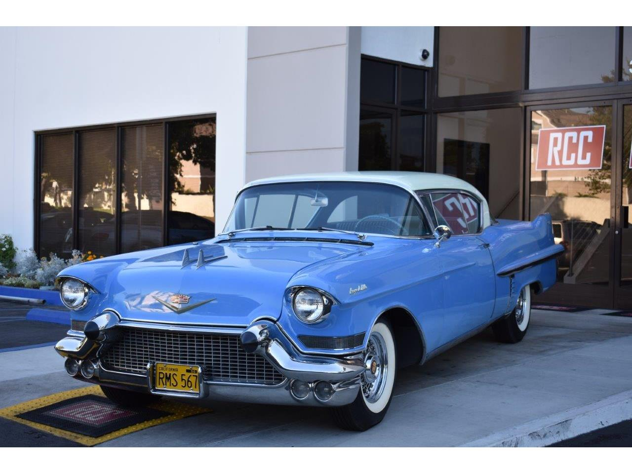 Large Picture of 1957 Cadillac Coupe DeVille - PHT5