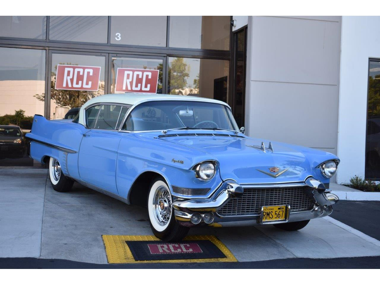 Large Picture of Classic 1957 Cadillac Coupe DeVille Offered by Radwan Classic Cars - PHT5