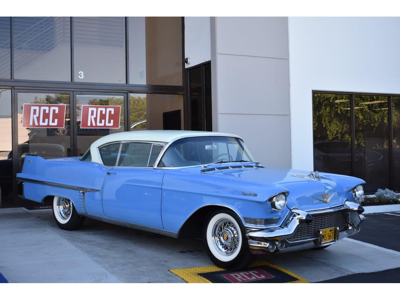 Large Picture of Classic '57 Cadillac Coupe DeVille - $32,900.00 - PHT5