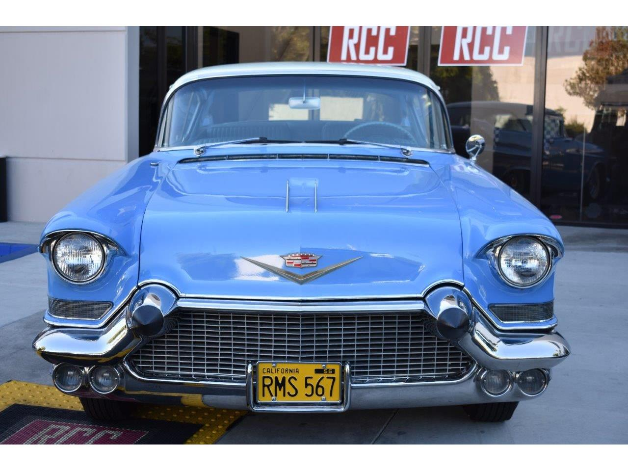 Large Picture of '57 Coupe DeVille located in Irvine California Offered by Radwan Classic Cars - PHT5